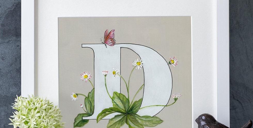 D (Daisy)