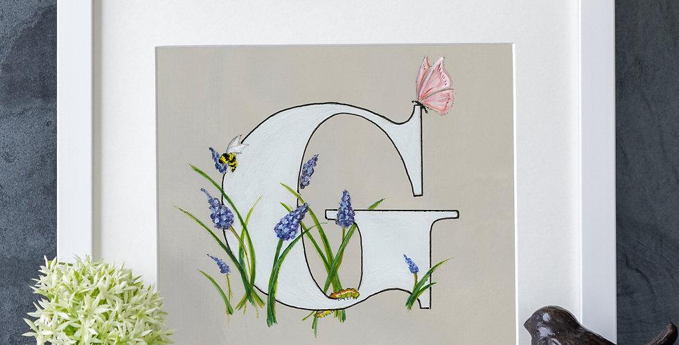G (Grape Hyacinth)
