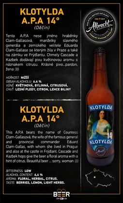 A.P.A Klotylda