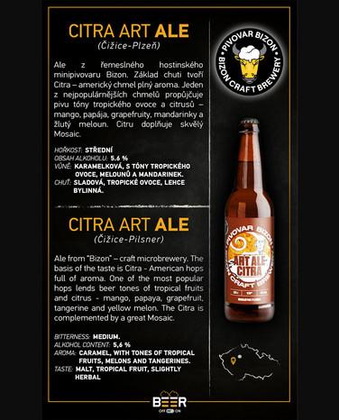 Citra Art Ale