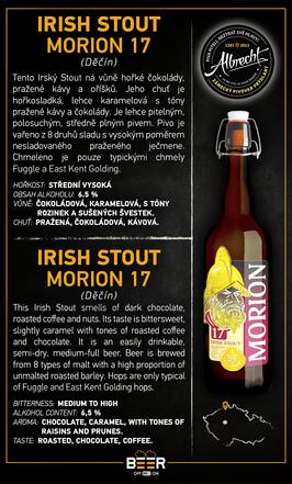 Irish Stout Morion 17