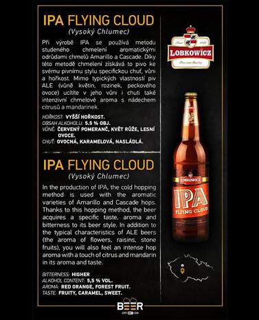 Flying Cloud IPA