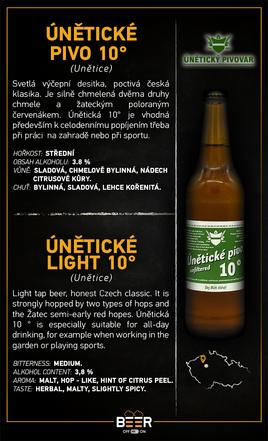 Light světlá 10