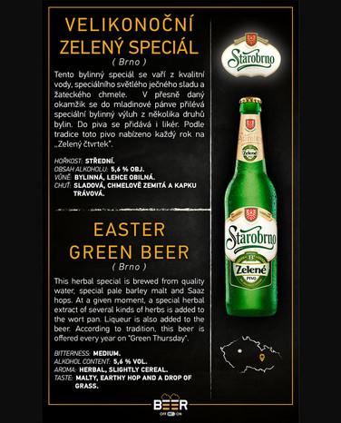 Velikonoční zelený speciál