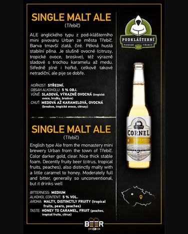 Single Malt ALE