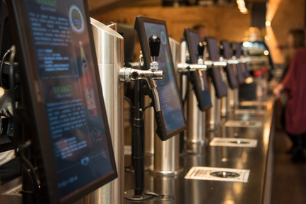 Beers on tap 🍺