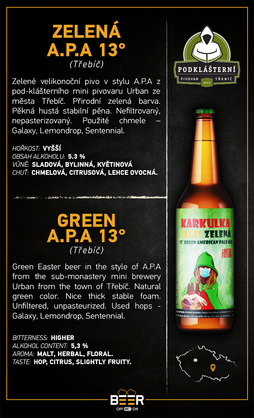 GREEN APA