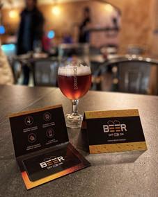 Beer card 🍺 💳