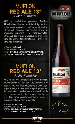 Muflon RED ALE