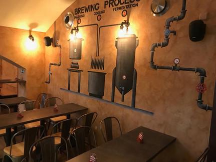Beer seats 🍻