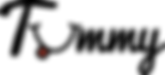 Tummy Text Logo
