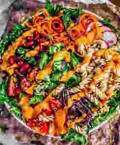 Une jolie salade Vegg'up