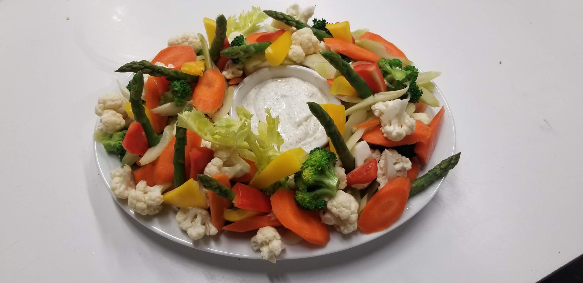 Vegetable Crudite