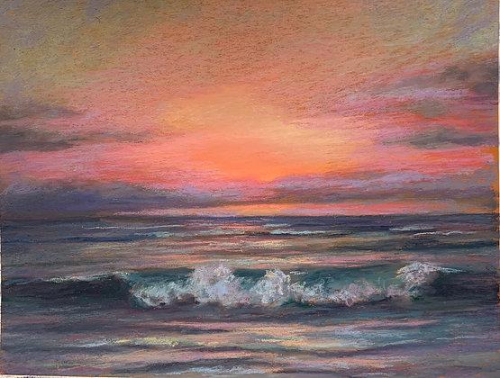 Sunrise in Avon