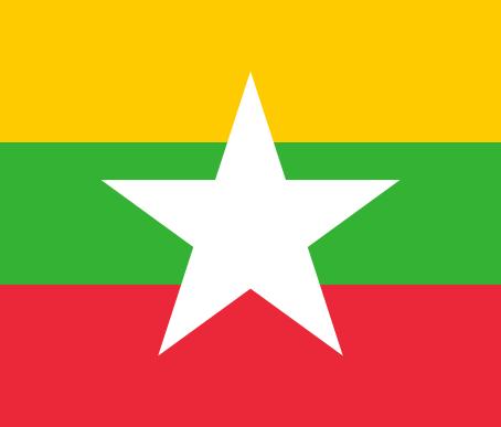 Myanmar / Barma - fotoexpediční mapovačka