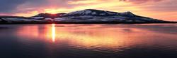 Pálava Sunset