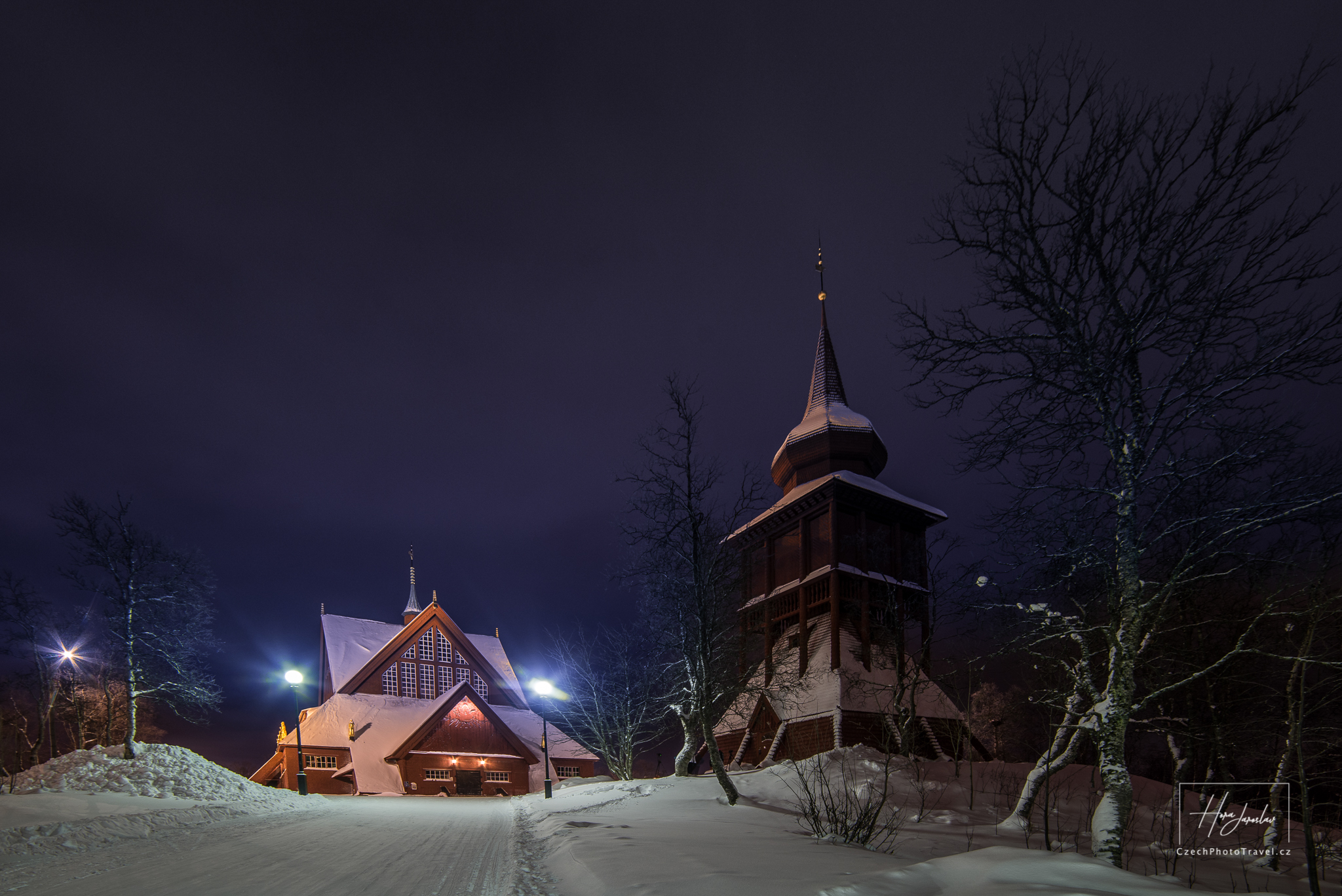 Kostel Kiruna