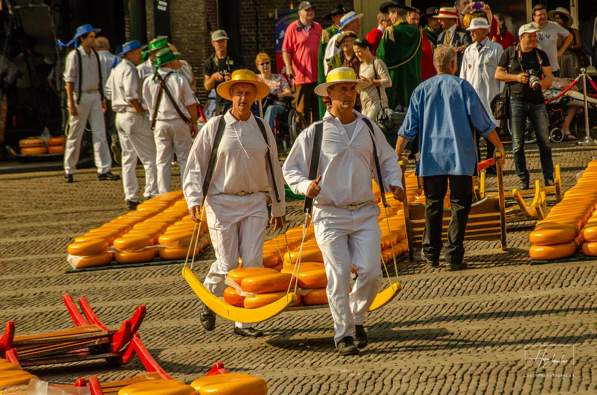 Fotoexpedice Holandsko - trhy