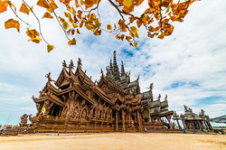 Pattaya - Sanctuary of Truth