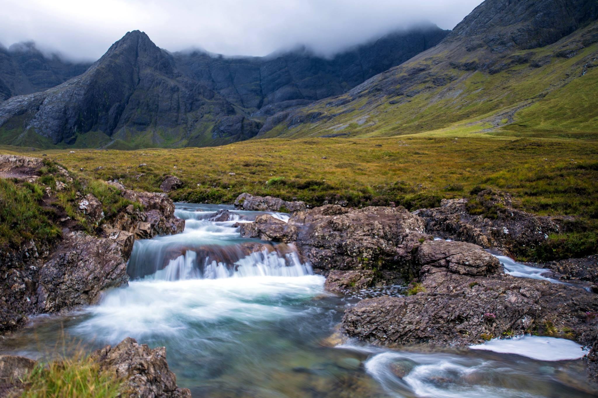 Fotoexpedice Skotsko - Skye