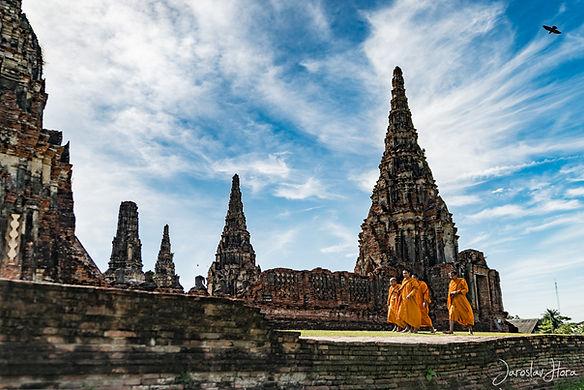 Fotoexpedice Thajsko - Ayutthaya