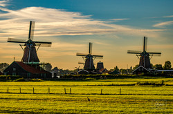 Fotoexpedice Holandsko - mlýny