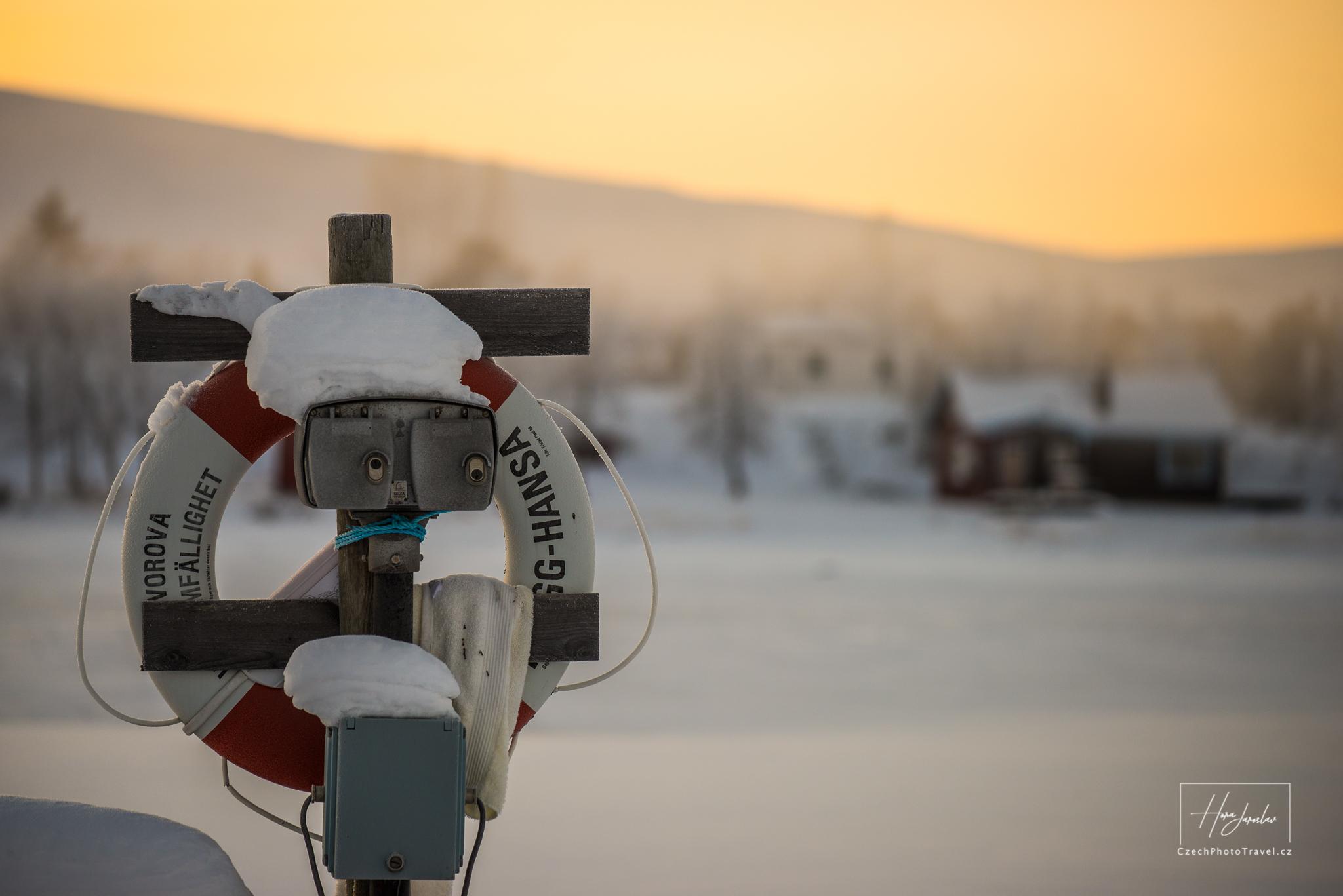 Fotoexpedice Laponsko