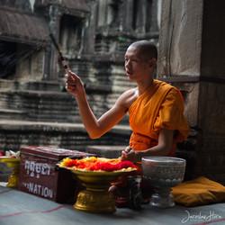 Kambodža - Angkor Wat