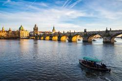 Fotografování Prahy
