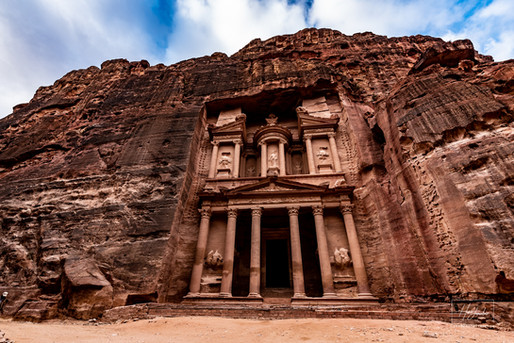 Fotoexpedice Jordánsko Petra