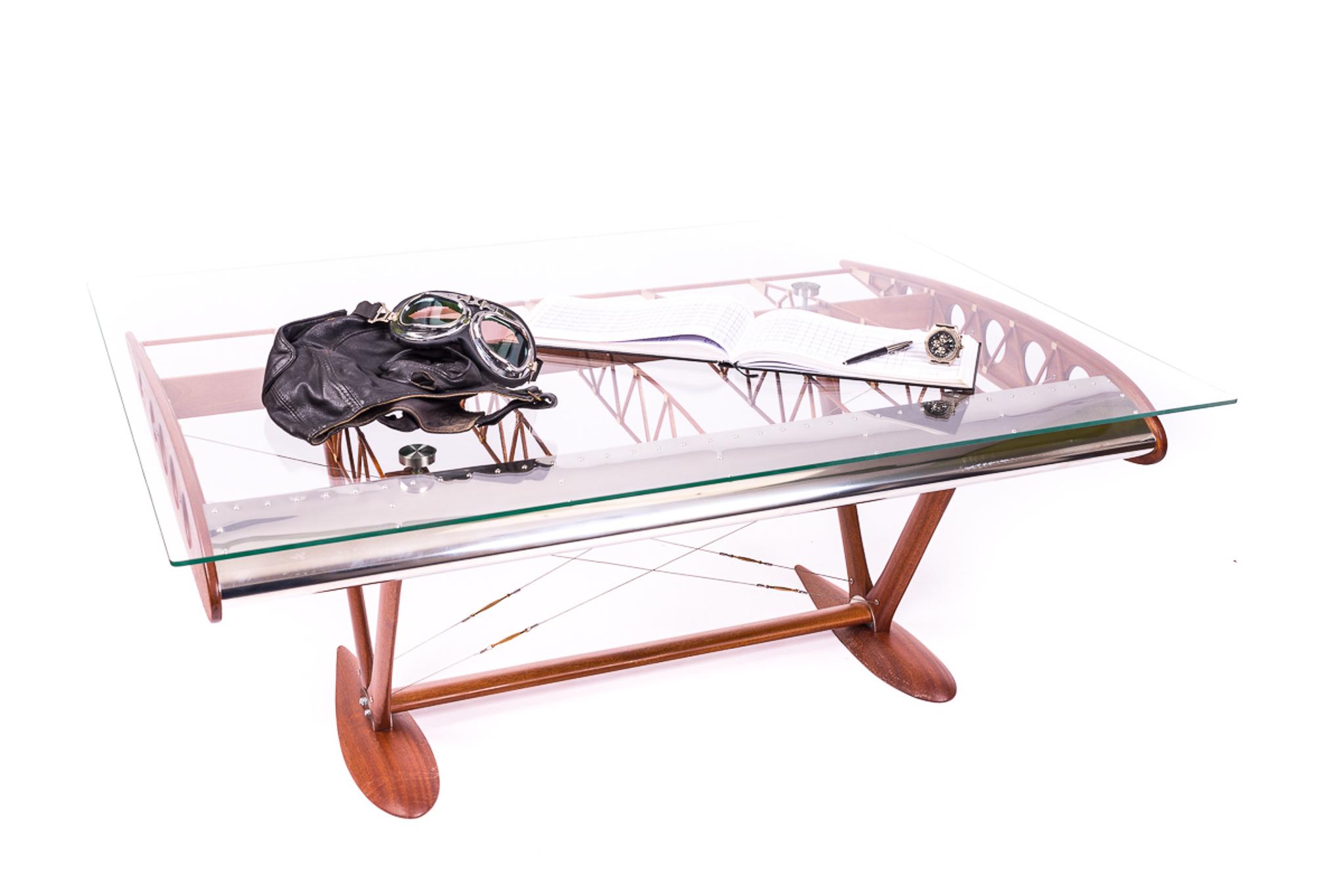 Letecký stolek