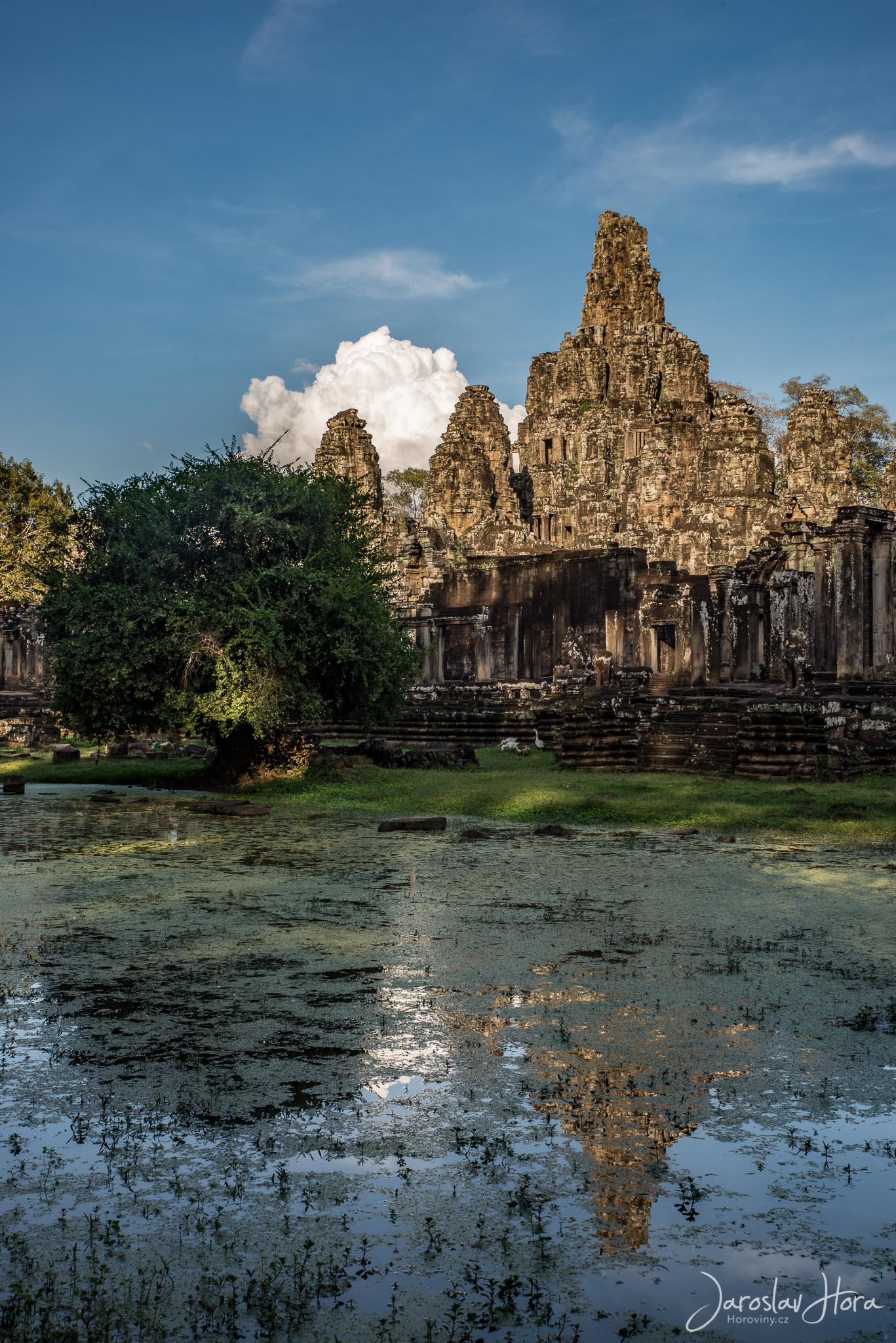 Kambodža Angkor Thom