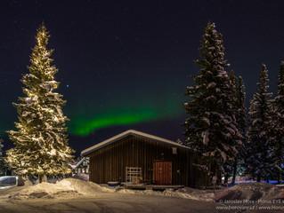 Fotografická expedice do Laponska