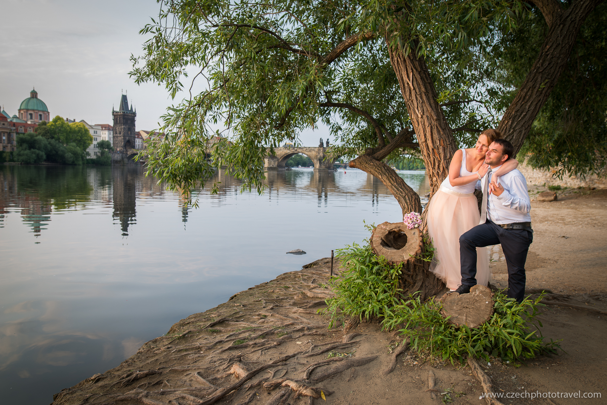 Wedding photos - Praha
