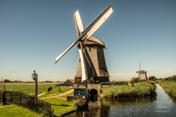 Fotoexpedice Holandsko - mlýn