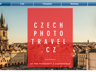 Czech Photo Travel - nová CK pro fotografy a cestovatele