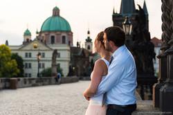 Wedding photos - Karlův most