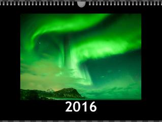 """Kalendář 2016 """"Životu na stopě"""""""
