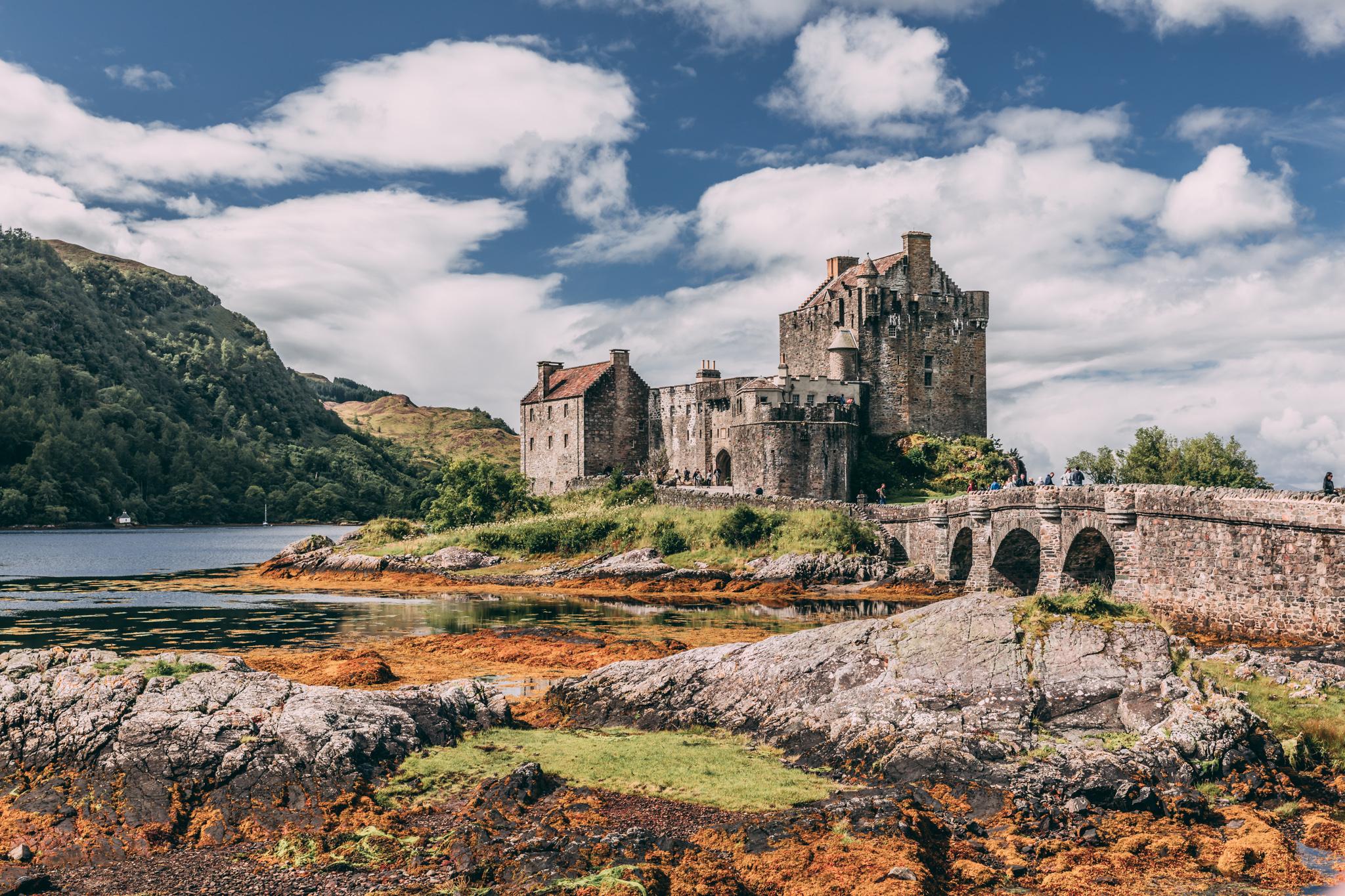 Dornan Castle