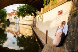 Wedding photos - Prague