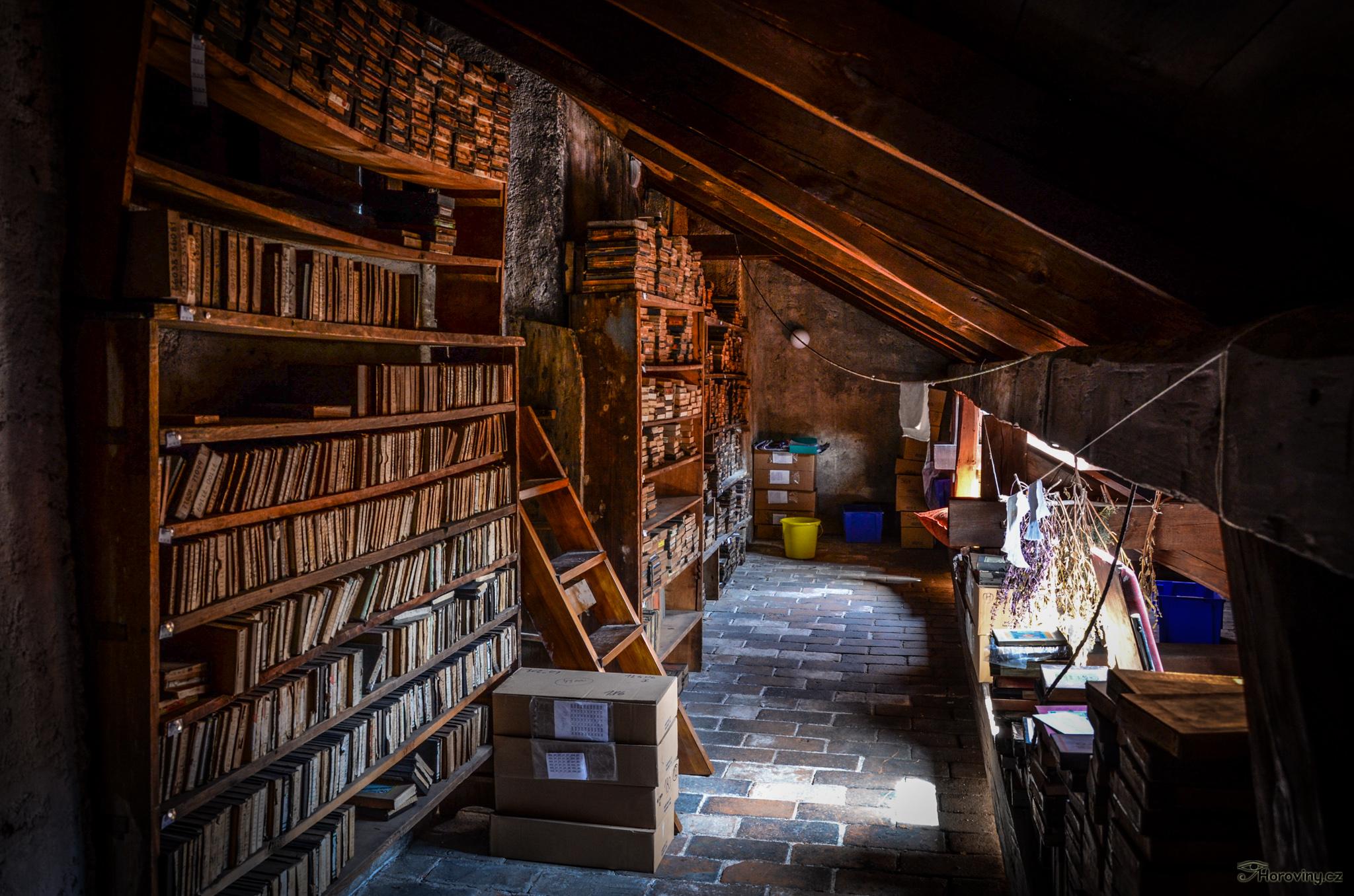 The treasure in the attic