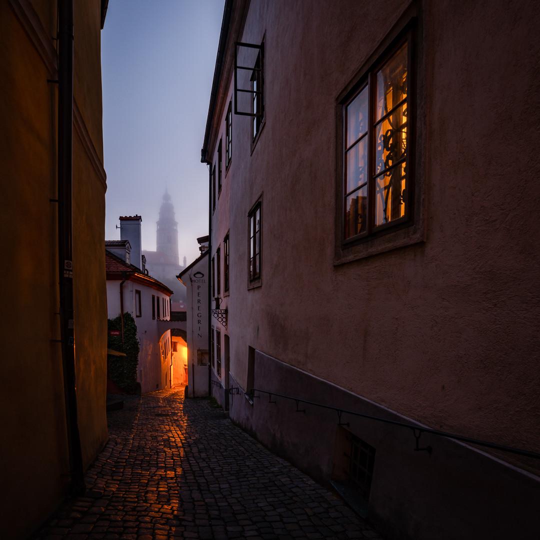 Praha Noční fotokurz - Krumlov