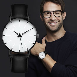 Masculino Business Watches Luxury Stainless Steel Mesh Watches Relogio Masculino