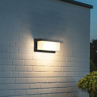 LED Simple Villa Entrance Balcony Wall Terrace  Ultra-Bright Indoor and Outdoor
