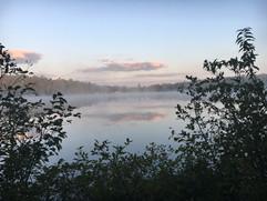 Morning on Fairy Lake