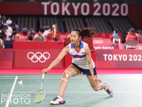 TOKYO 2020 - Xuefei éliminée par la n°1 mondiale