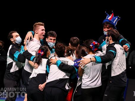 EMTC - Les Bleus en finale !