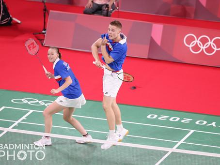 TOKYO 2020 - Thom et Delphine battus d'entrée, le rêve de médaille s'éloigne