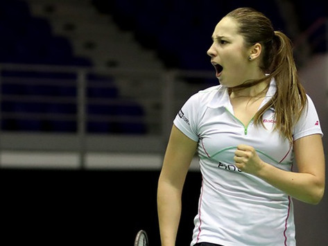 Racketlon des légendes - Delphine Lansac de retour ?
