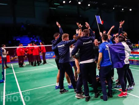 EUROPE MIXTES - Quels adversaires pour les Bleus ?